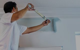 Residential Painter Painting Walls