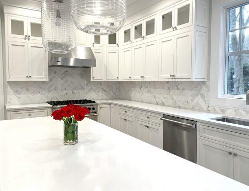 We do BOTH residential & commercial work!