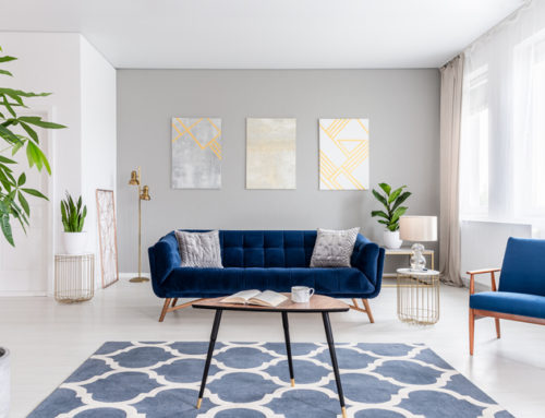 4 Rules For The Perfect Interior Paint