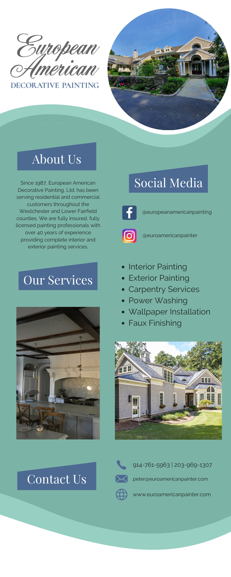 interior and exterior painting specialists