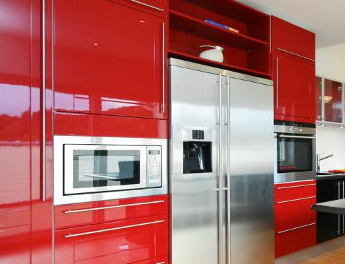 Unique Cabinet Colors For Modern Kitchens